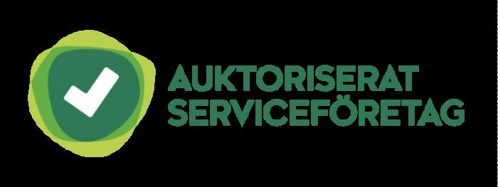 Auktoriserad serviceföretag